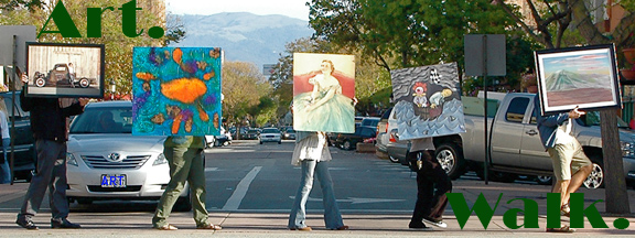 Art Walk Oldtown Salinas