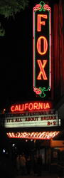 Fox California Theater Salinas