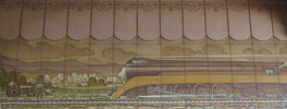 MacQuarrie Mural Salinas Train Station